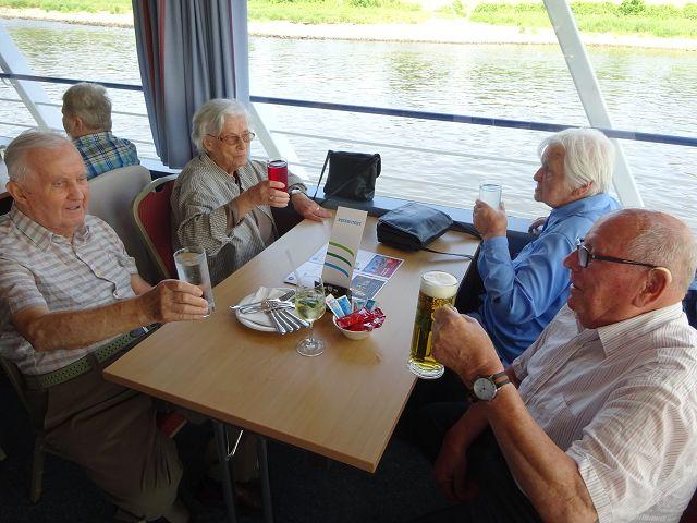 Dampferfahrt am 15.06.2017