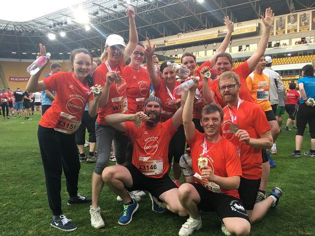 Rewe-Team-Challenge am 31.05.2018